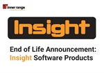 End of Life Announcement : Insight Software Products