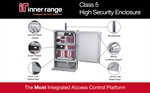 Inner Range Releases Class 5 High Security Enclosure