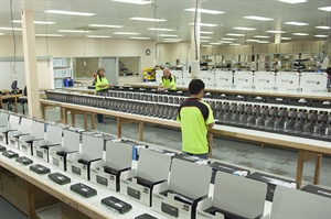 Inner Range expands manufacturing and warehousing