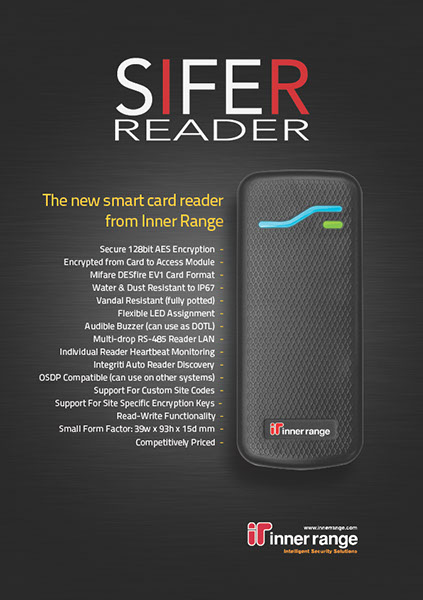 SIFER Reader Brochure