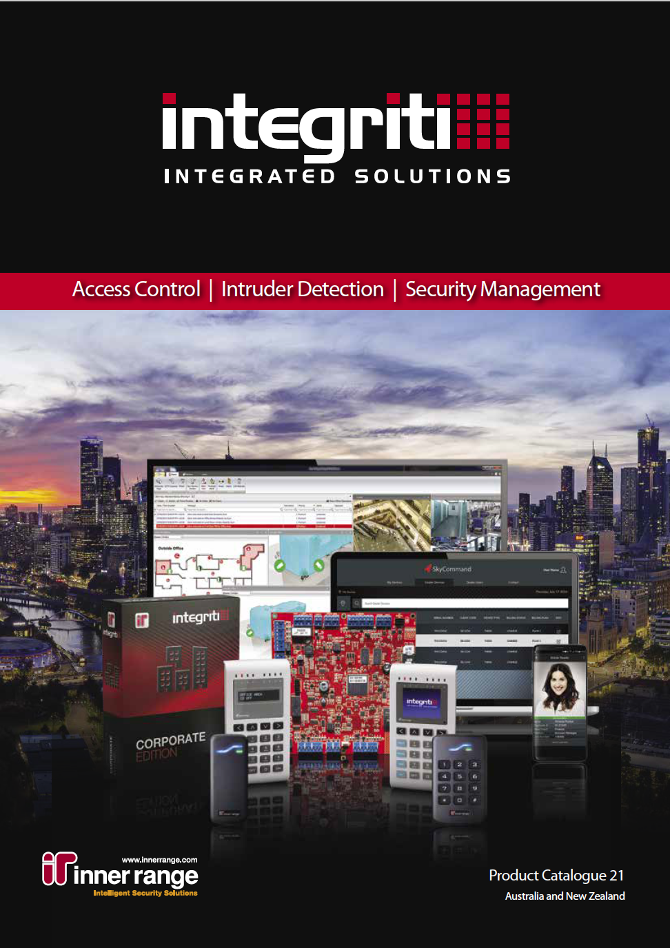 Integriti Integrator 2021 Catalogue